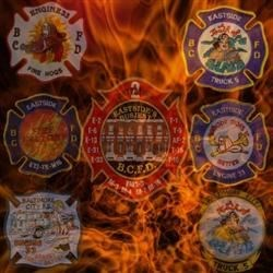 Baltimore Fire Dept Patches
