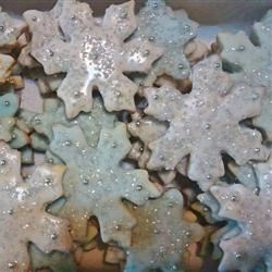 Shortbread Christmas Cookies Recipe