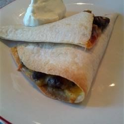 Cheese Quesadilla Lunch Recipe