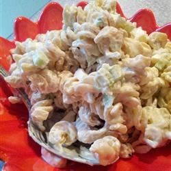 Amish Picnic Macaroni Salad Recipe