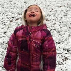 Yummy snowflakes!
