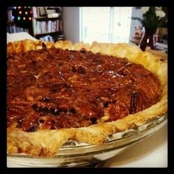 Maple Pecan Pie II Recipe