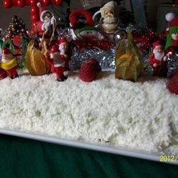 Buche de Noel