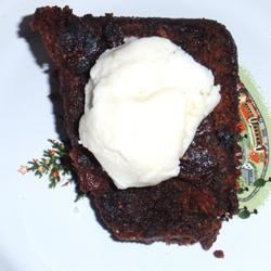 Sweet Figgy Pudding Recipe