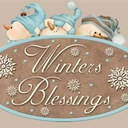 Winters Blessings