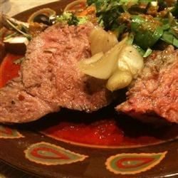 Photo of Best Ever Slow Cooker Italian Beef Roast by Teeann