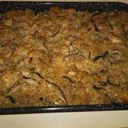 Holiday Oyster Stuffing