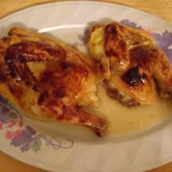 Honey Orange Cornish Hens Recipe