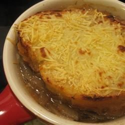 Photo of Easy French Onion Soup for Guests by Chef John