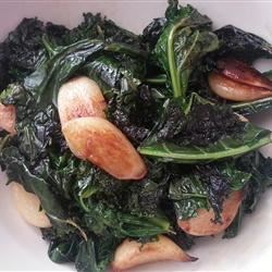Garlic Kale Recipe