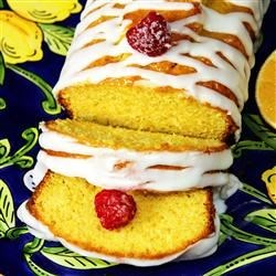 one egg lemon pound cake photos