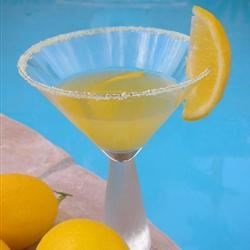 Photo of Meyer Lemon Martini by cookin'mama