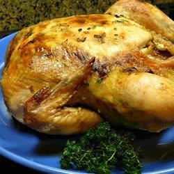 Photo of Roast Chicken by Kevin Sbraga by Margie Plouffe Traylor