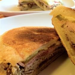 Photo of Toasted Cuban Sandwich  by Allrecipes