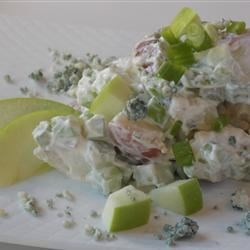 Blue Green and Red Potato Salad Recipe