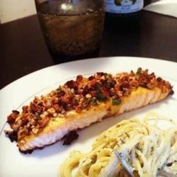 Alaska Salmon Bake with Pecan Crunch Coating photo by lauramichellex ...
