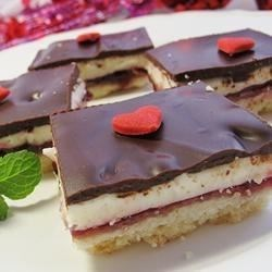 Raspberry Chocolate Supremes