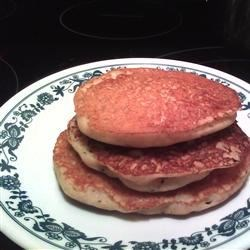 Dairy and Gluten-Free 'Buttermilk Pancakes'  Recipe