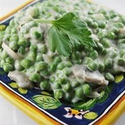 Photo of Creamy Mushroom Peas by CHEETO