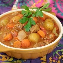 Missy's Crockpot Beef Stew(in my recipe box)