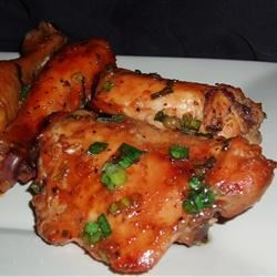 Baked Asian-Style Honey Chicken Recipe