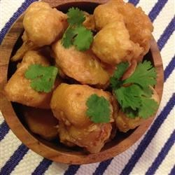 Fried Cauliflower (Egyptian Style)