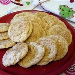 Tanya's Snickerdoodles Recipe
