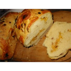 Onion, Garlic, Cheese Bread Recipe