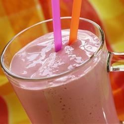 Strawberry Milkshake Supreme Recipe