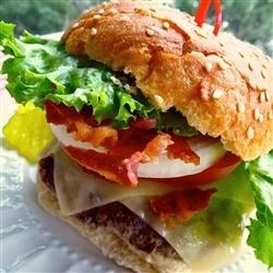 Homemade Burgers English