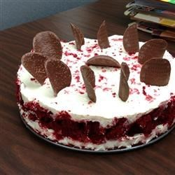 Red Velvet-Center Cheesecake Recipe