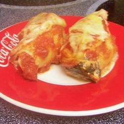 Giant Stuffed Pasta Shells
