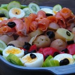 Seattle Nicoise Recipe
