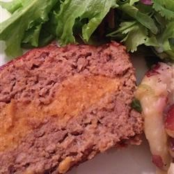 Ribbon Meatloaf Recipe