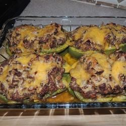Photo of Venison-Stuffed Peppers by Domestic Chef