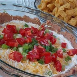 Photo of Haystack (The Best 7-Layer Dip Ever) by samabamasmama