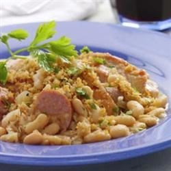 Cassoulet-Style Chicken Thighs Recipe