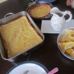Finnish Kropser (Baked Pancakes) Recipe