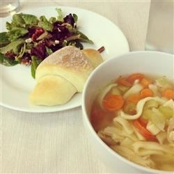 Chicken Noodle Soup II Recipe