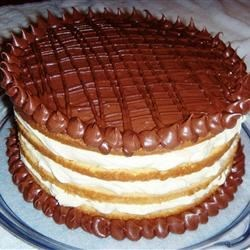 Boston Cream Pie II Recipe