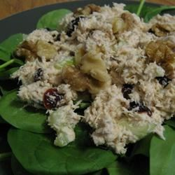Deb's Cranchick Salad Recipe