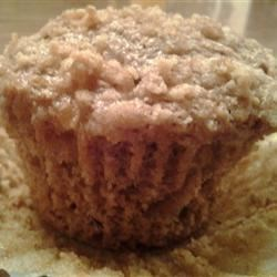 Apple Streusel Bran Muffins