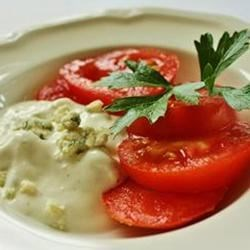 Absolutely the BEST Rich and Creamy Blue Cheese Dressing Ever! Recipe