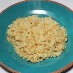 Really Simple Rice Recipe