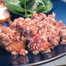 Photo of Easy Sweet Potato Crisp by fleckfamily