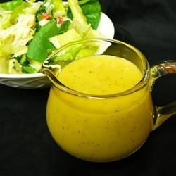 Caesar Vinaigrette Recipe