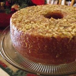 Rum Yum Yum Rum Cake