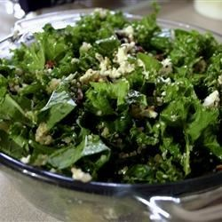 Photo of Kale and Quinoa Salad by Kicius
