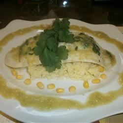 Basa Fillets in Tomatillo Sauce Recipe