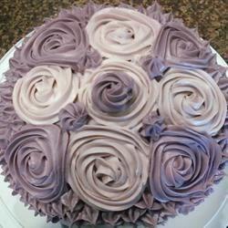 Mom's birthday cake =)